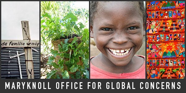 Image: Maryknoll Office for Global Concerns