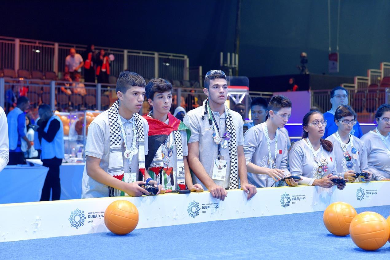 Palestine team (1)