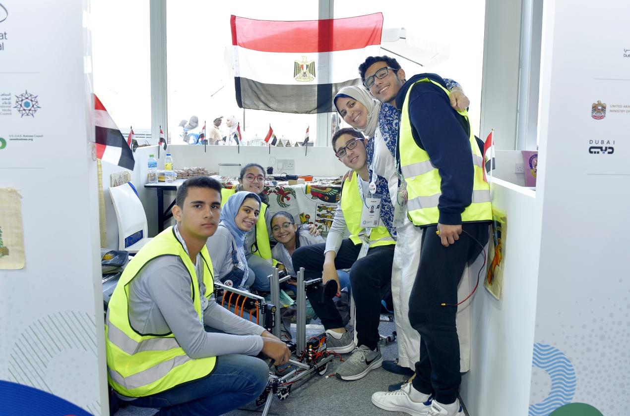 Egypt team (1)