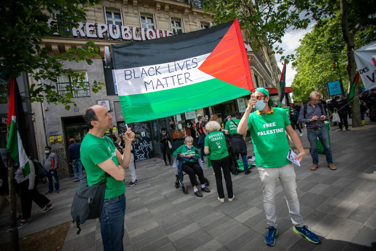 Black Lives Matter Declares 'Solidarity' With Hamas In Israel Conflict