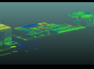 High-speed lidar scans and classifies vehicles