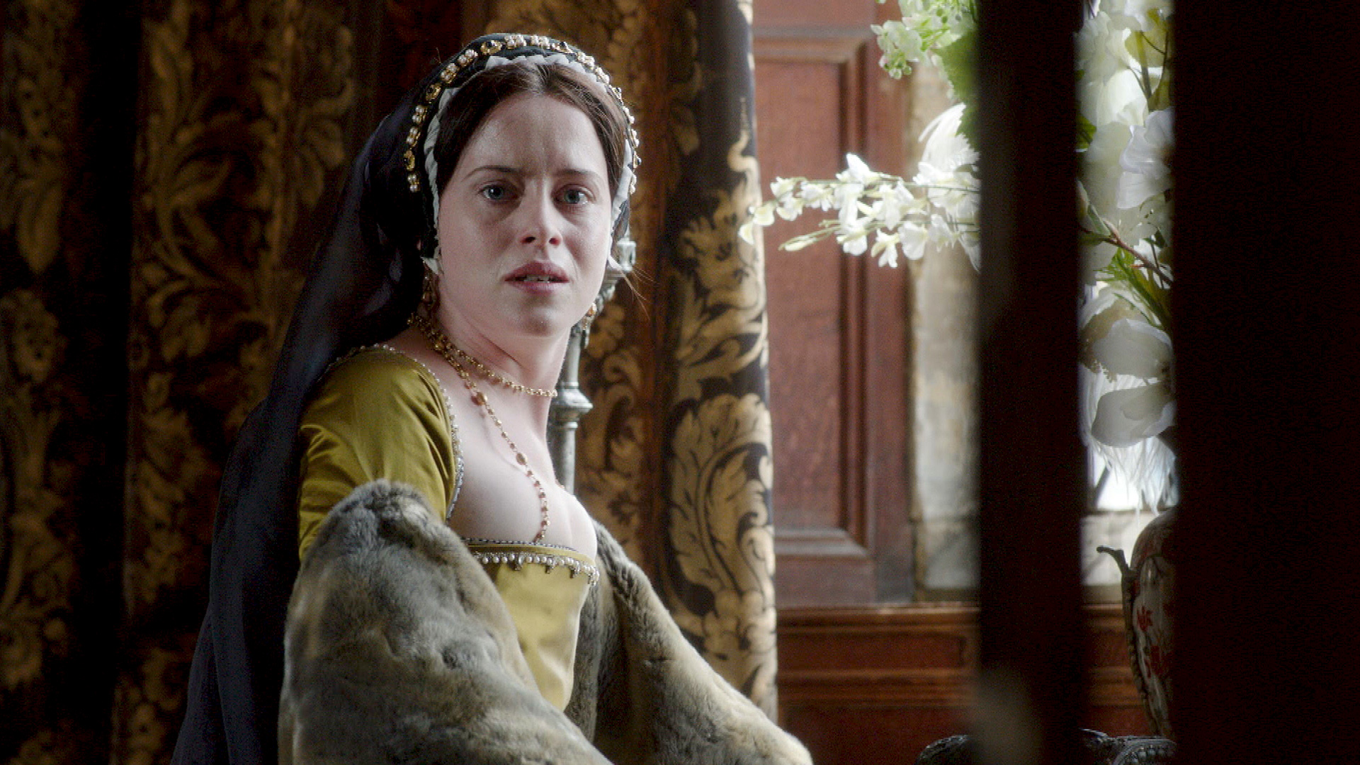 Image result for claire foy wolf hall
