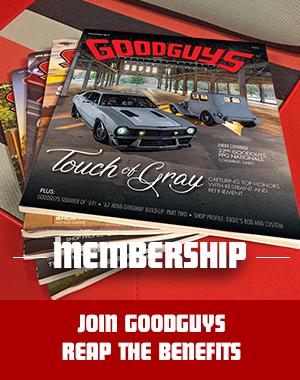 Goodguys Membership