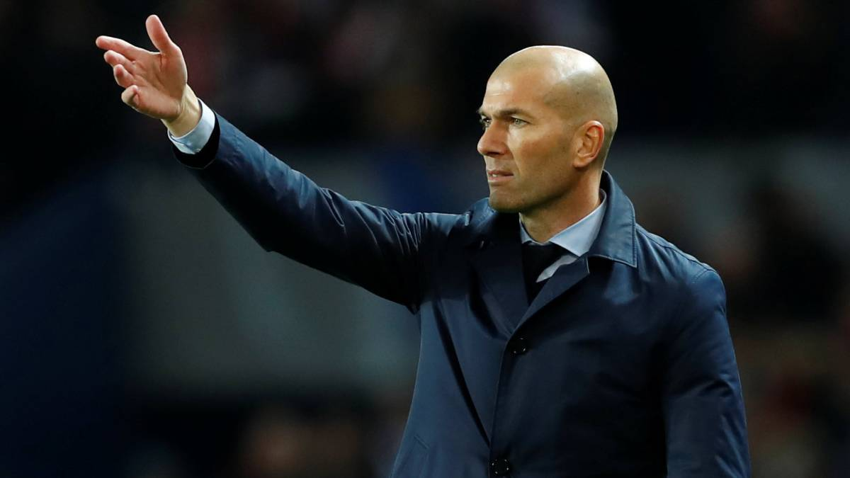 Zidane: The key is that the players believe in what we do