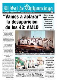 Calaméo - El Sol De Chilpancingo 27 Septiembre 2018