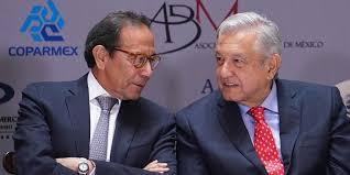 AMLO enviará carta a Carlos Salazar con empresas que deben ...