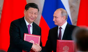 ENFOQUE: Premier chino visita Rusia para relaciones más fuertes en ...
