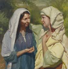 Ruth and Naomi - Bible Story Verses & Meaning