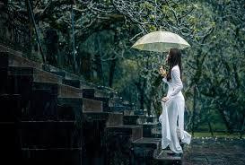 Hình ảnh mưa đẹp và buồn tâm trạng cảm xúc