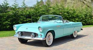 1955 Ford Thunderbird | Classic Driver Market
