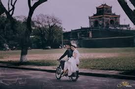 Tìm lại nét đẹp Cố đô với Concept ảnh cưới