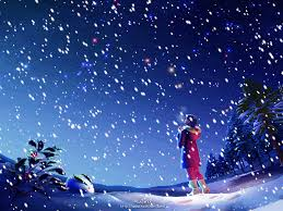 Tải ảnh động ảnh đẹp thiên nhiên 3d tuyết rơi miễn phí