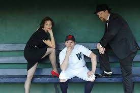 Image result for picture of joe hardy in damn yankees'