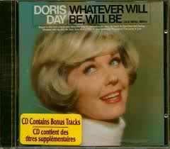 Image result for picture of doris day singing que sera sear