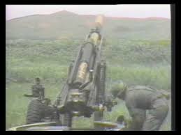 Image result for nam 105 howitzers firing vietnam