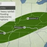 Flooding Rains to Deluge 1,000-Mile-Long Swath of U.S. in Wake of Devastating Winter Storms