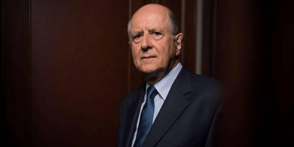 El presidente de la comisión independiente, Jean-Marc Sauvé