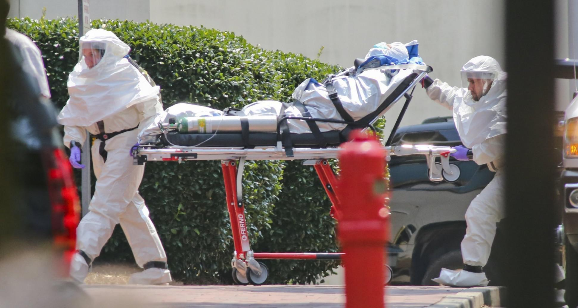 Ebola Has Killed More Than 200 Doctors, Nurses, And Other Healthcare Workers Since June