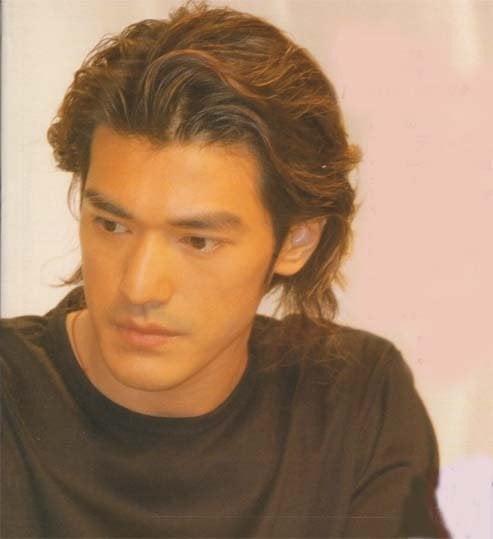 r/AsianLadyboners - Takeshi Kaneshiro is the Asian Orlando Bloom