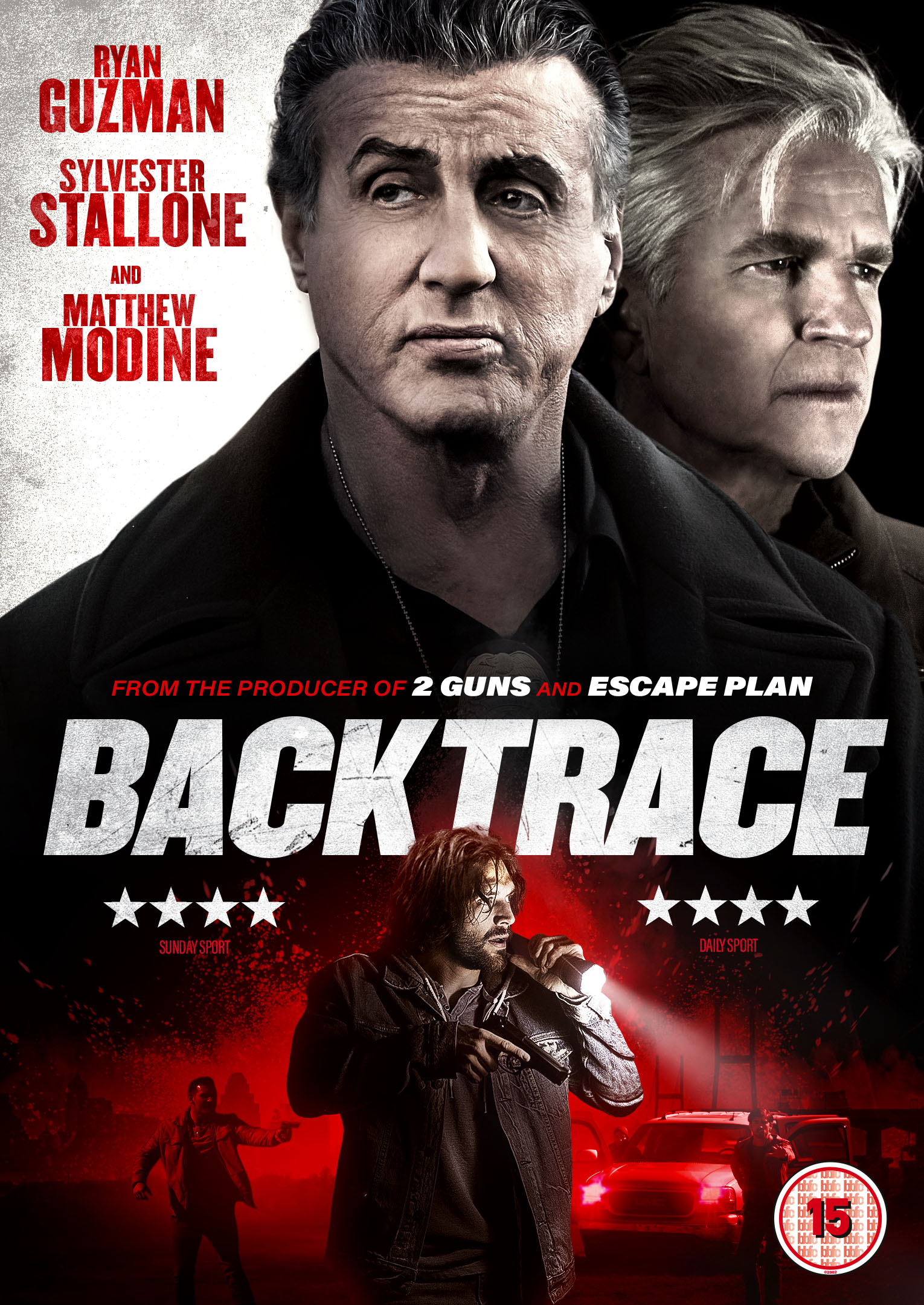 movie 2019 on dvd Backtrace Release Date On Digital HD From 7th January 2019