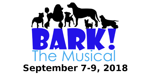 BARK! The Musical - KC Premiere Information