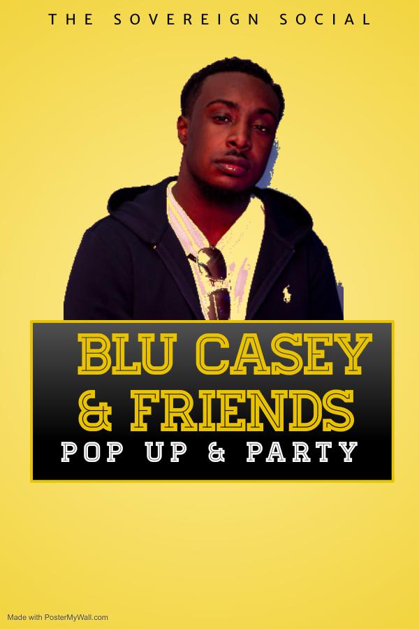 Blu Casey