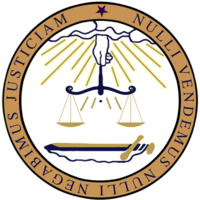 Seal of the Supreme Judicial Court of Massachusetts