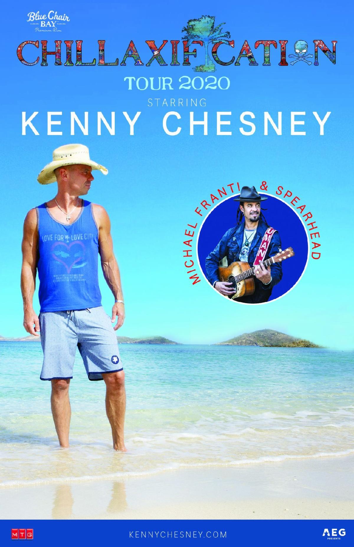 Kenny Chesney 2020 Tour