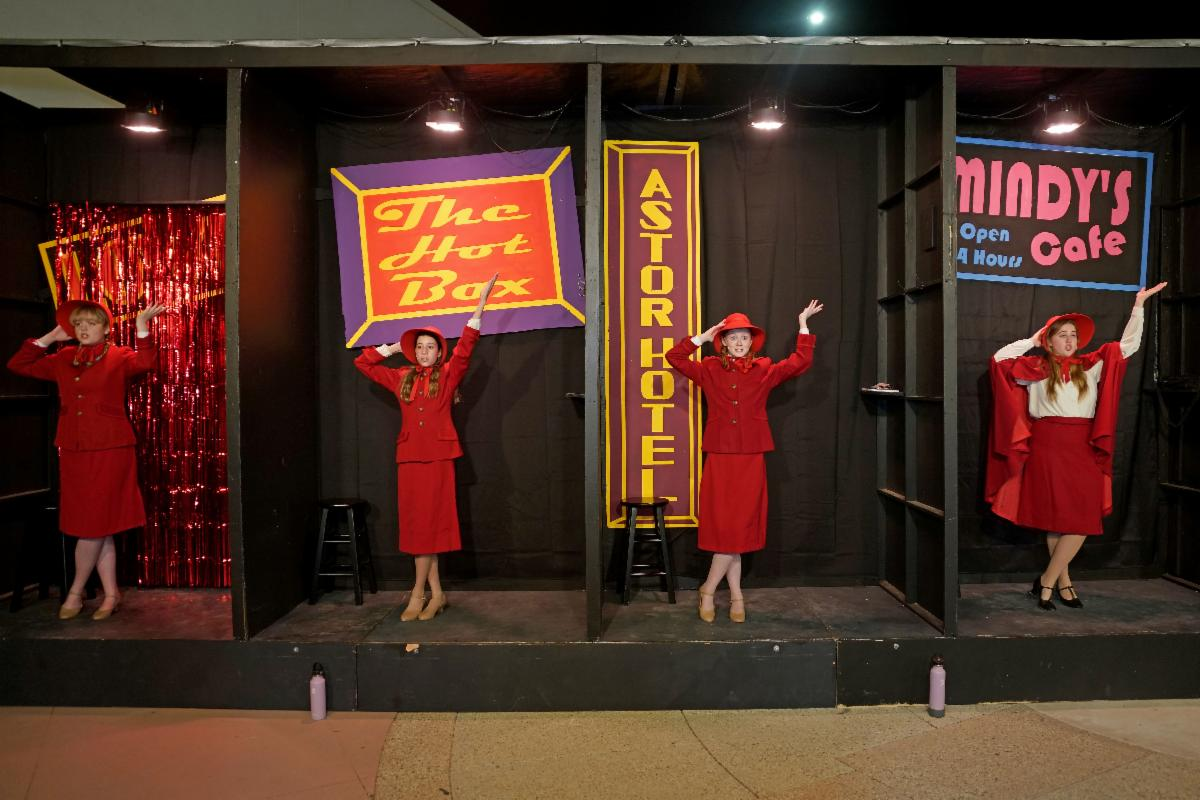Guys and Dolls Jr