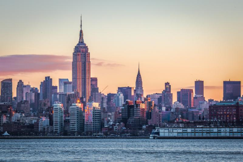 NYC landscape photo