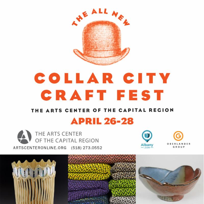 Collar City Craft fest is April 26-28