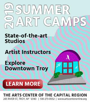 Summer Camp Advertisement