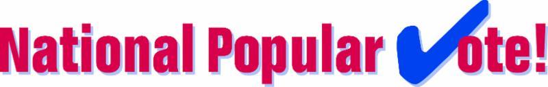 National Popular Vote! @ Online