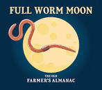 FULL WORM MOON 2020