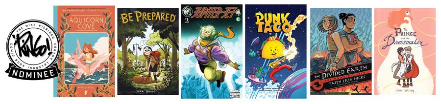 Best Kids Comic or Graphic Novel