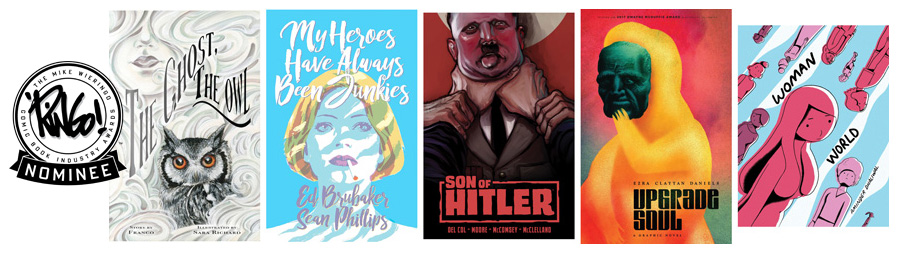 Best Original Graphic Novel