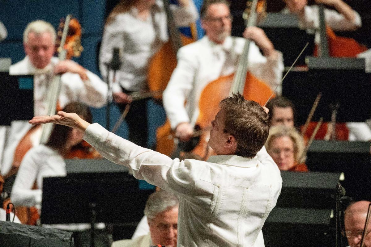 Leshnoff Commission Concert 2020