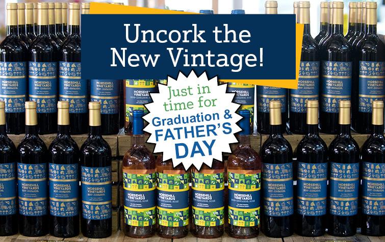 New Horsehill Vineyards wines