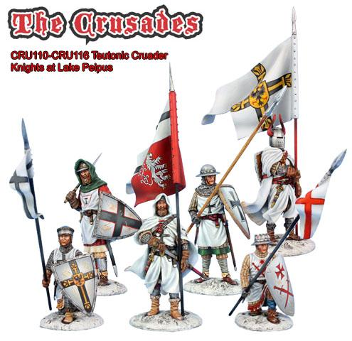 the crusade soldiers
