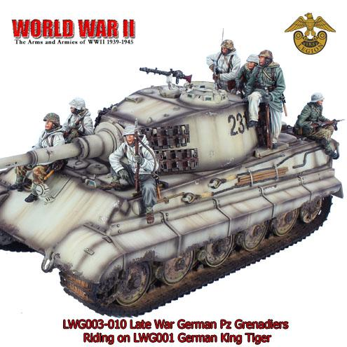 world war II tank scene