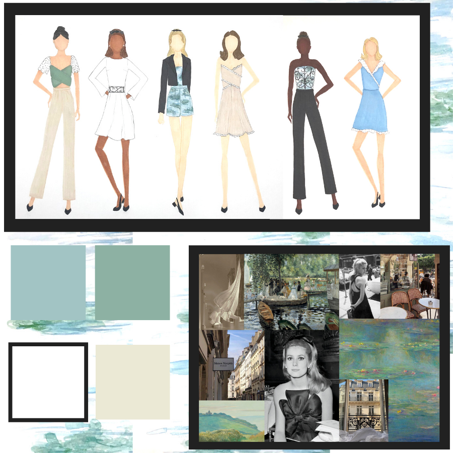 Teen Fashion Clinic online summer 2020