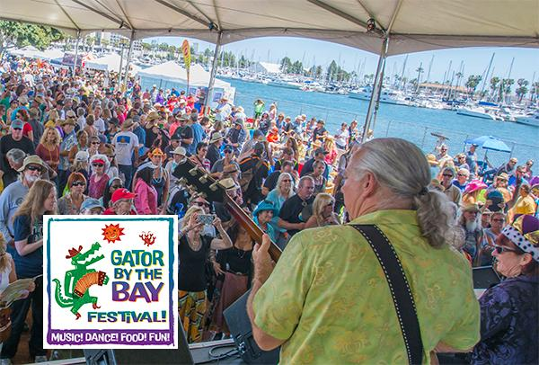 Gator By The Bay- Just a few days away!