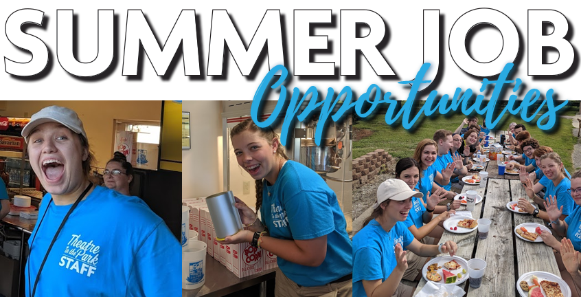 summer jobs with photos of people