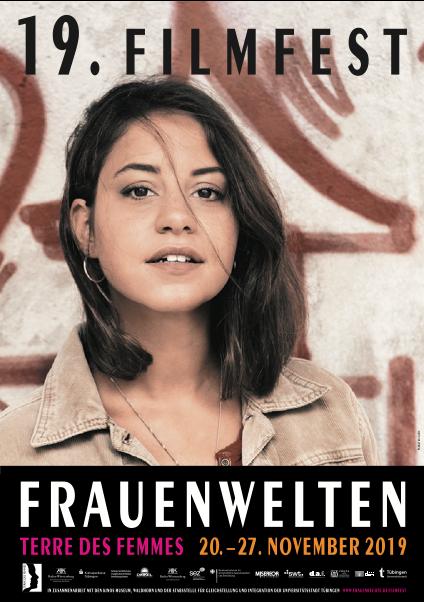Plakat FrauenWelten 2019