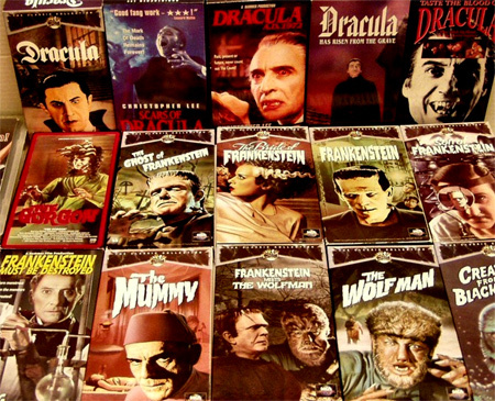VHSMonsterMovies