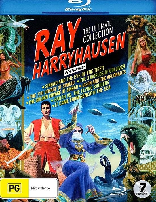 RayHarryhausenUltimateCollB