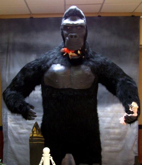 Kong-In-Lobby