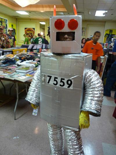 PaisleyRobot