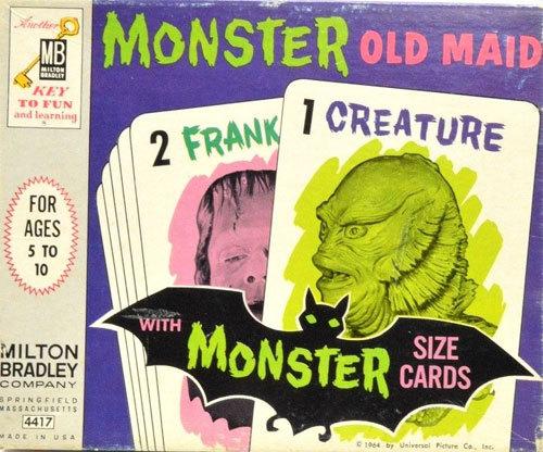 MonsterOldMaidCardsBOX