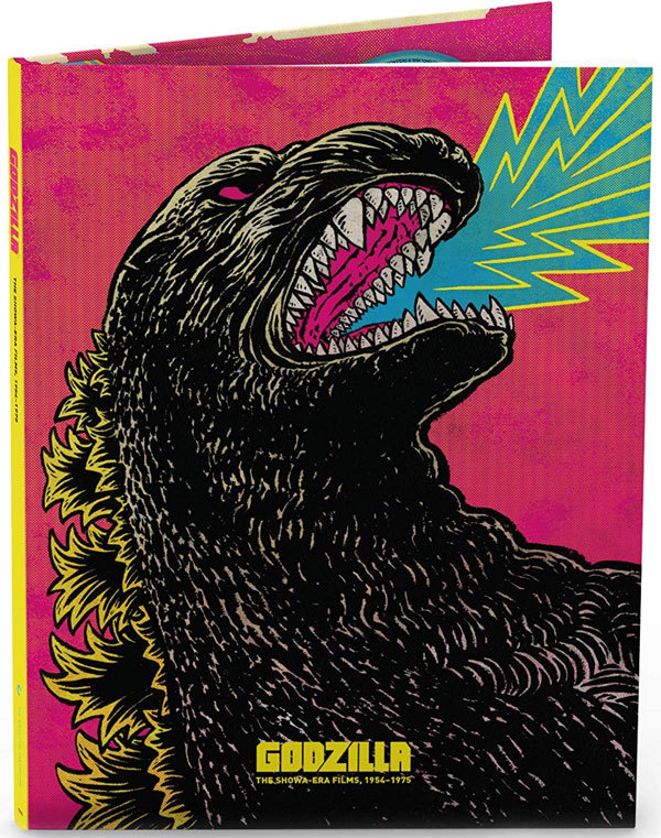 Godzilla-1954-1975- 15-Film